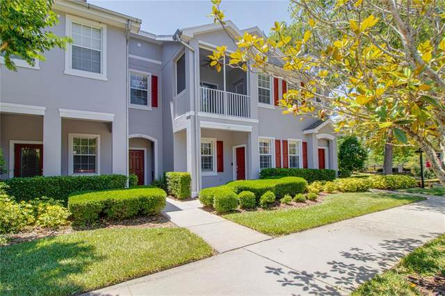 9411 Cavendish Drive #107, Tampa, FL 33626 (MLS #T3306789) :: Delgado Home Team at Keller Williams