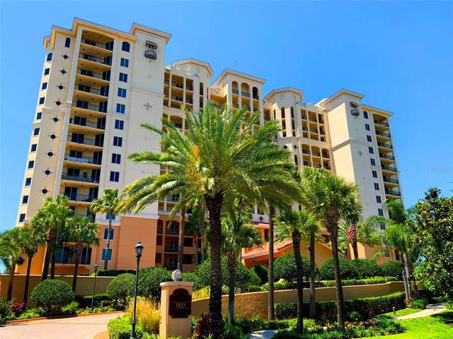 5823 Bowen Daniel Drive #803, Tampa, FL 33616 (MLS #T3306836) :: The Nathan Bangs Group