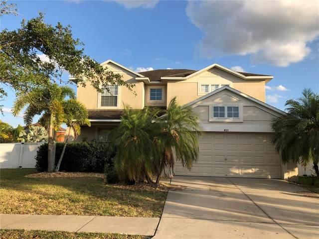 405 Stone Briar Drive, Ruskin, FL 33570 (MLS #T3306937) :: Team Borham at Keller Williams Realty