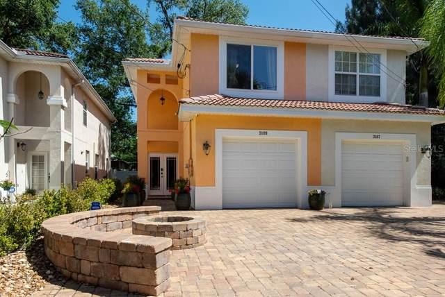 3109 W San Pedro Street, Tampa, FL 33629 (MLS #T3307045) :: Sarasota Home Specialists