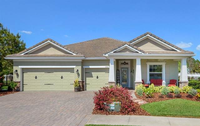 11882 Frost Aster Drive, Riverview, FL 33579 (MLS #T3307058) :: The Duncan Duo Team
