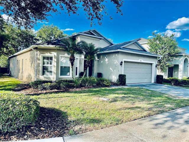 972 Henley Circle, Davenport, FL 33896 (MLS #T3307080) :: Gate Arty & the Group - Keller Williams Realty Smart