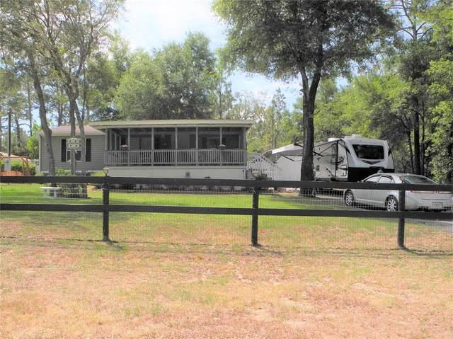 750 NE 154TH Terrace, Williston, FL 32696 (MLS #T3307122) :: The Kardosh Team