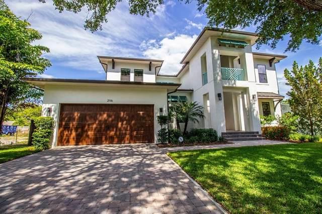 2116 S Hesperides Street, Tampa, FL 33629 (MLS #T3307199) :: Baird Realty Group