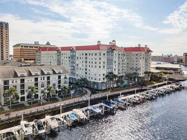 700 S Harbour Island Boulevard #126, Tampa, FL 33602 (MLS #T3307326) :: The Light Team