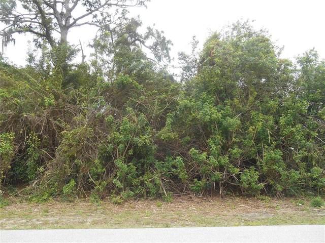 12379 Kneeland Terrace, Port Charlotte, FL 33981 (MLS #T3307428) :: The Robertson Real Estate Group