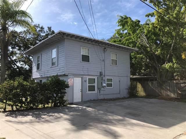 707 20TH Avenue S, St Petersburg, FL 33705 (MLS #T3307588) :: Frankenstein Home Team