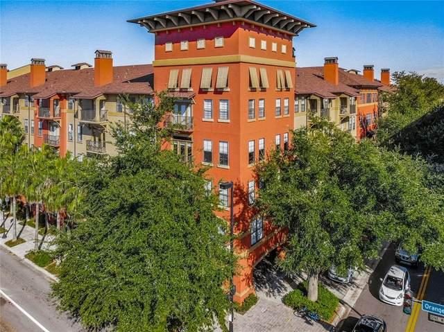 911 N Orange Avenue #152, Orlando, FL 32801 (MLS #T3307957) :: Frankenstein Home Team