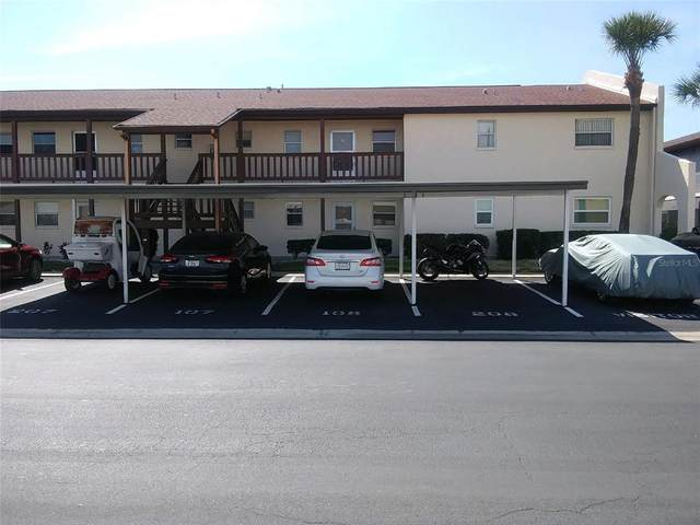 5135 Gemstone Drive #207, New Port Richey, FL 34652 (MLS #T3308005) :: Rabell Realty Group