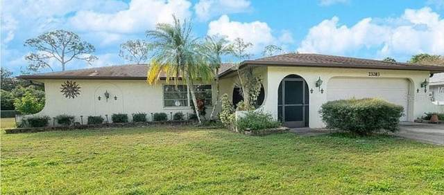 23283 Rountree Avenue, Port Charlotte, FL 33980 (MLS #T3308099) :: The Robertson Real Estate Group