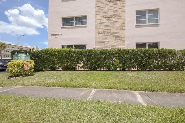 5623 80TH Street N #214, St Petersburg, FL 33709 (MLS #T3308573) :: Pepine Realty