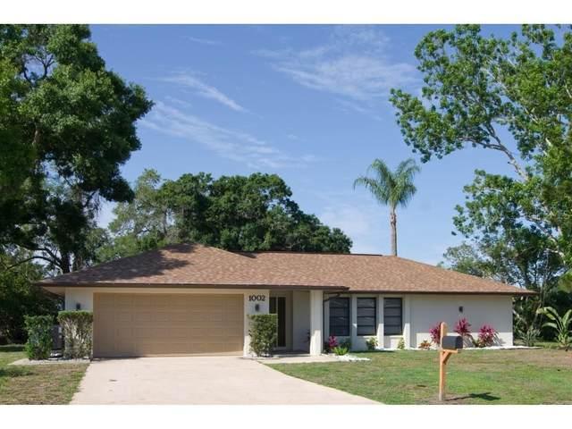 1002 Indian Hills Court, Venice, FL 34293 (MLS #T3308660) :: Team Turner