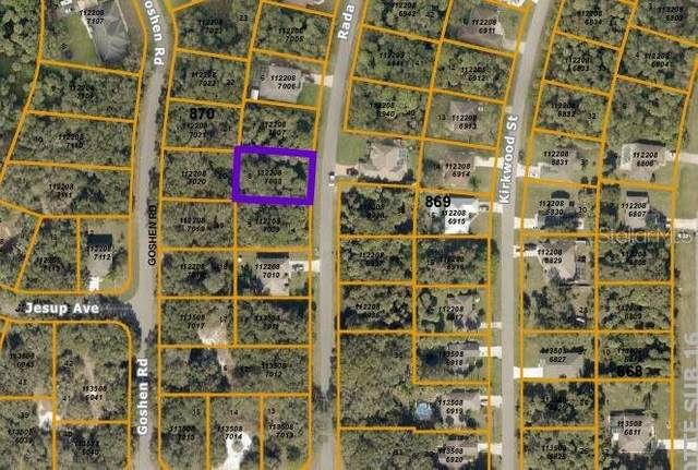 Rada Lane, North Port, FL 34288 (MLS #T3308875) :: Vacasa Real Estate