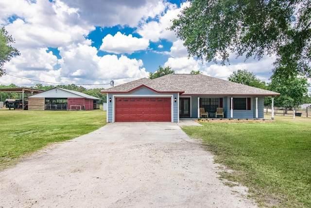 7538 Hackamore Road, Zephyrhills, FL 33541 (MLS #T3309125) :: Premium Properties Real Estate Services