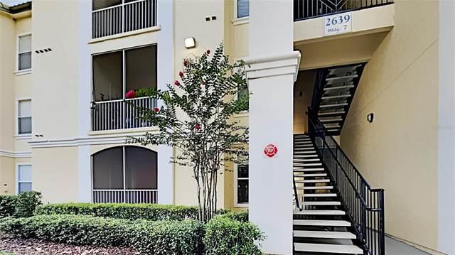 2639 Maitland Crossing Way #105, Orlando, FL 32810 (MLS #T3309458) :: Tuscawilla Realty, Inc
