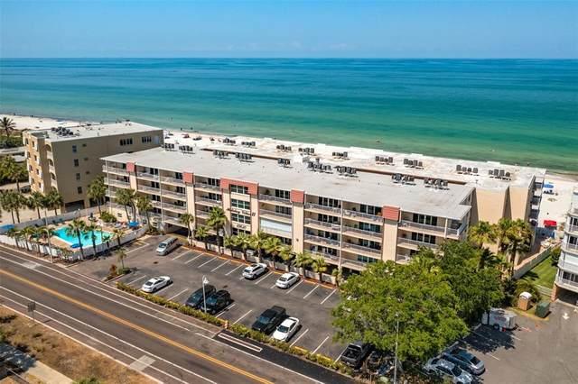 19610 Gulf Boulevard #103, Indian Shores, FL 33785 (MLS #T3309788) :: Stellar Home Sales