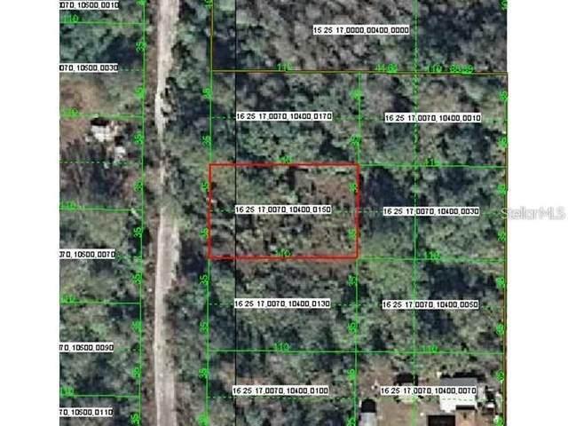 Naper Street, New Port Richey, FL 34654 (MLS #T3309846) :: Armel Real Estate
