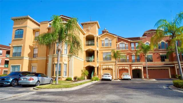 2717 Via Cipriani 623A, Clearwater, FL 33764 (MLS #T3309860) :: The Robertson Real Estate Group