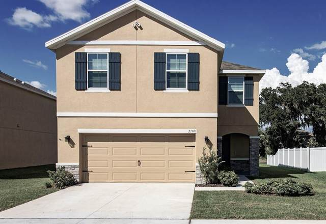 2308 Ashberry Ridge Drive, Plant City, FL 33563 (MLS #T3309974) :: Everlane Realty