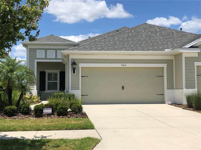 7414 Parkshore Drive, Apollo Beach, FL 33572 (MLS #T3310016) :: Everlane Realty