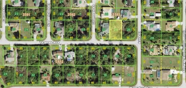 10234 Thames Avenue Lot 24, Englewood, FL 34224 (MLS #T3310022) :: RE/MAX Marketing Specialists
