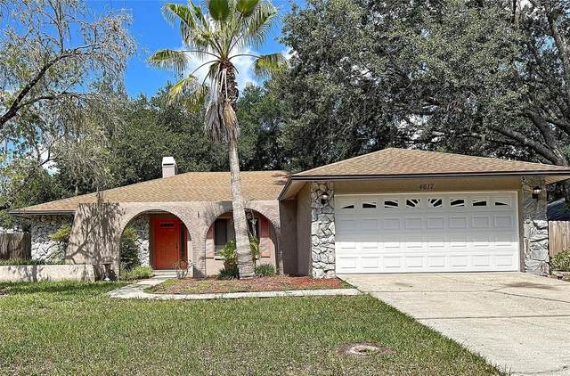 4617 Parkway Boulevard, Land O Lakes, FL 34639 (MLS #T3310109) :: The Home Solutions Team | Keller Williams Realty New Tampa