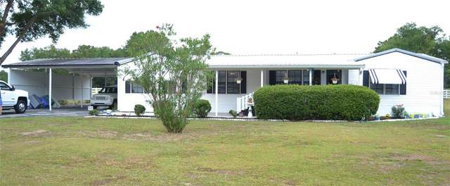 14160 S Magnolia Avenue, Ocala, FL 34473 (MLS #T3310465) :: Griffin Group
