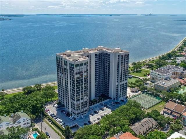 3301 Bayshore Boulevard 510A, Tampa, FL 33629 (MLS #T3310612) :: Stellar Home Sales