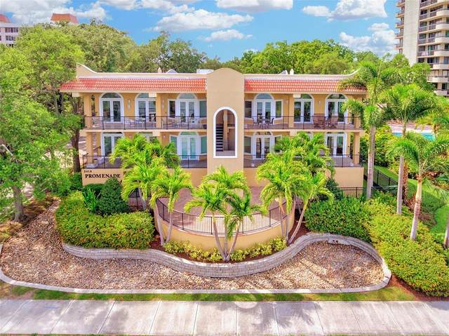 2419 Bayshore Boulevard 2S, Tampa, FL 33629 (MLS #T3310759) :: The Nathan Bangs Group