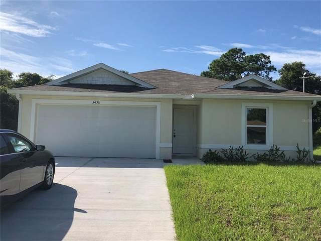 3436 Richardson Street, North Port, FL 34288 (MLS #T3310777) :: Cartwright Realty