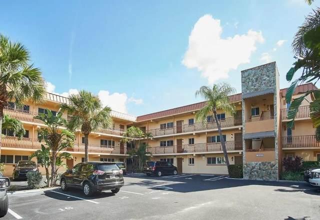 10265 Gulf Boulevard A-306, Treasure Island, FL 33706 (MLS #T3310815) :: Heckler Realty