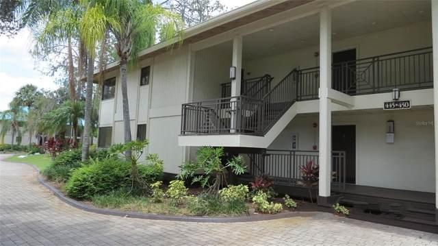 4758 Fox Hunt (Condo-Hotel#445) Drive, Wesley Chapel, FL 33543 (MLS #T3310894) :: Vacasa Real Estate