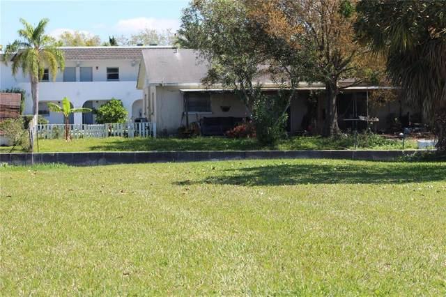 lot 184 Island Harbor Drive, Port Richey, FL 34668 (MLS #T3310918) :: RE/MAX Local Expert