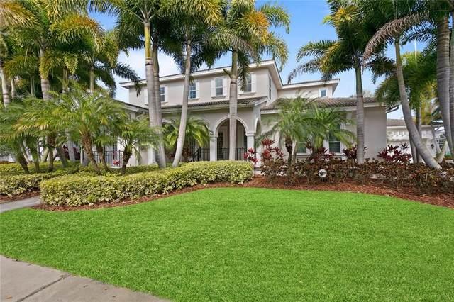 627 Balibay Road, Apollo Beach, FL 33572 (MLS #T3311260) :: Delgado Home Team at Keller Williams