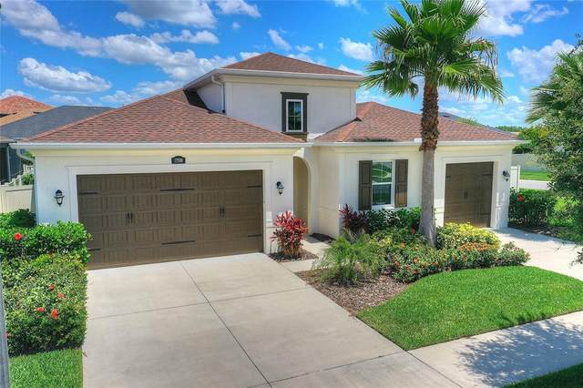 17930 Woodland View Drive, Lutz, FL 33548 (MLS #T3311429) :: Everlane Realty