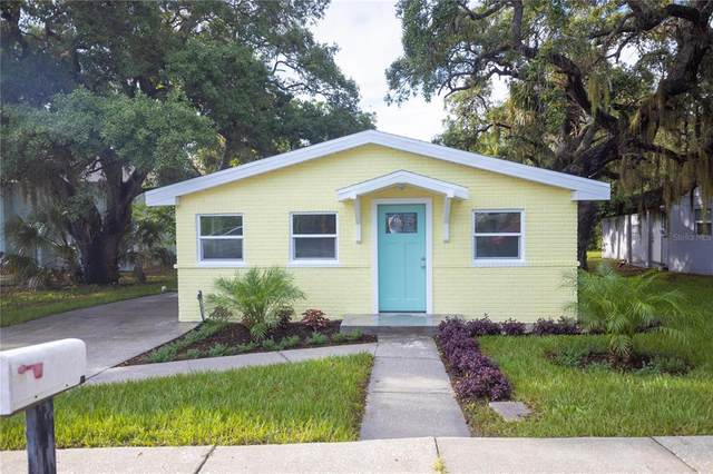513 E Morgan Street, Tarpon Springs, FL 34689 (MLS #T3311538) :: The Kardosh Team
