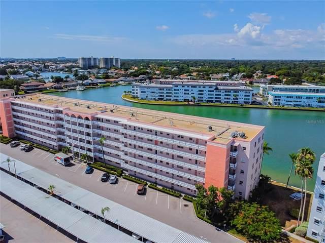 6025 Shore Boulevard S #302, Gulfport, FL 33707 (MLS #T3311555) :: Rabell Realty Group