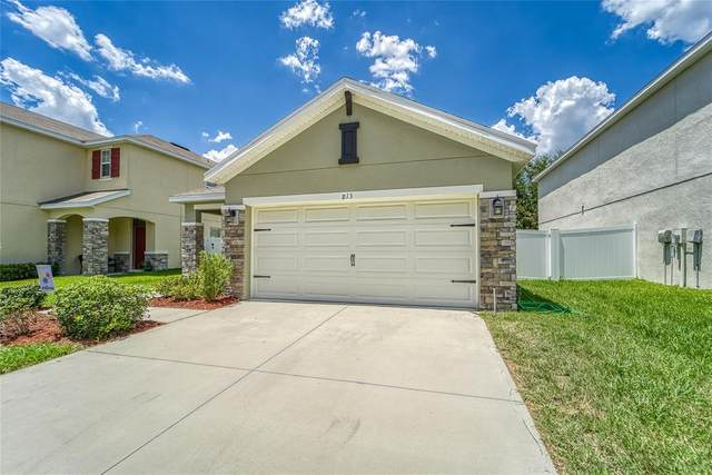 813 Wiltonway Dr, Plant City, FL 33563 (MLS #T3311712) :: The Curlings Group
