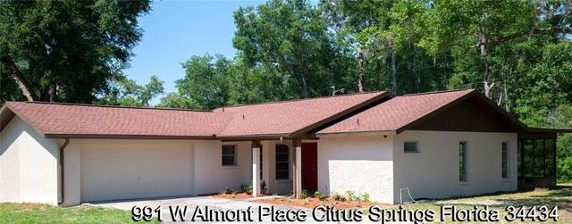 991 W Almont Place, Citrus Springs, FL 34434 (MLS #T3311799) :: Zarghami Group