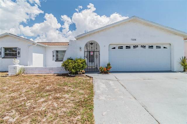 7334 Cay Drive, Port Richey, FL 34668 (MLS #T3311863) :: The Hustle and Heart Group