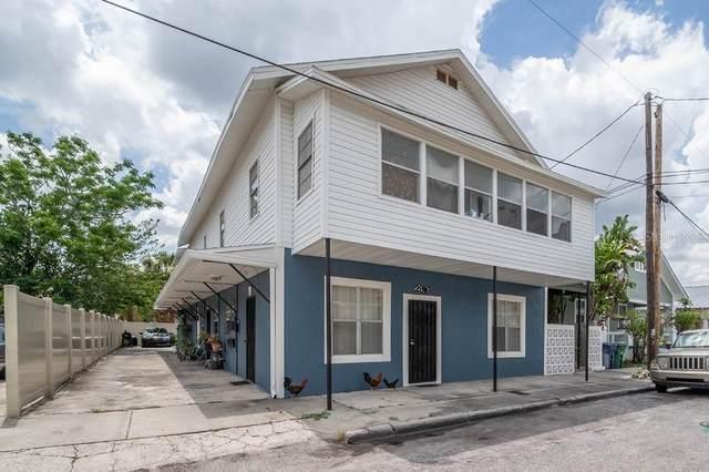 2916 N 16TH Street, Tampa, FL 33605 (MLS #T3311965) :: Godwin Realty Group