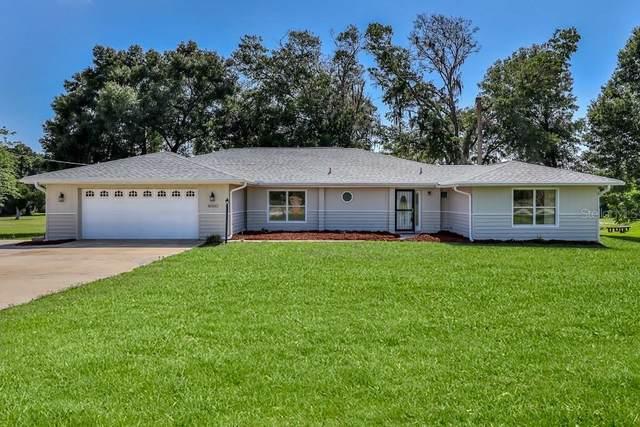 6000 Country Club Drive, Ridge Manor, FL 33523 (MLS #T3311998) :: Everlane Realty