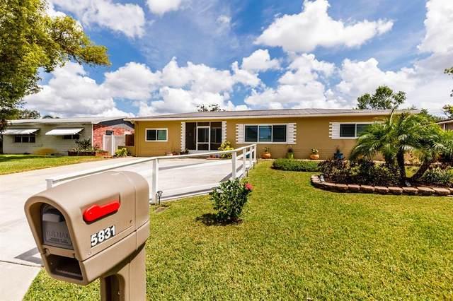 5831 42ND Avenue N, St Petersburg, FL 33709 (MLS #T3312056) :: Cartwright Realty