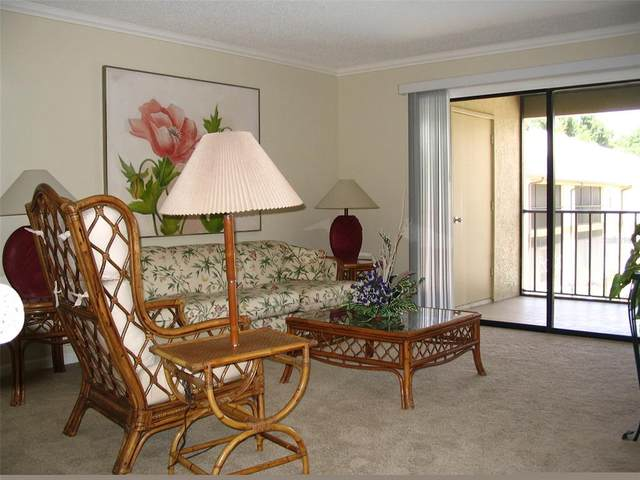 12261 Sailwinds Drive #204, Largo, FL 33773 (MLS #T3312081) :: RE/MAX Local Expert