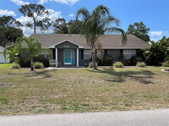 1638 Yeomans Path, Lakeland, FL 33809 (MLS #T3312241) :: The Home Solutions Team | Keller Williams Realty New Tampa