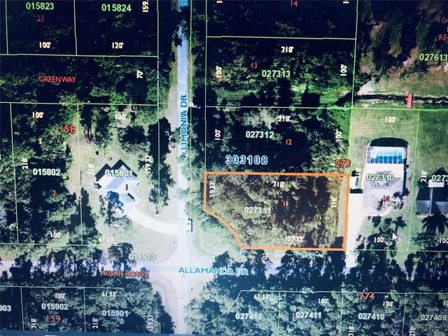 Blk 273 L 11 Limonia Drive, Indian Lake Estates, FL 33855 (MLS #T3312263) :: The Robertson Real Estate Group