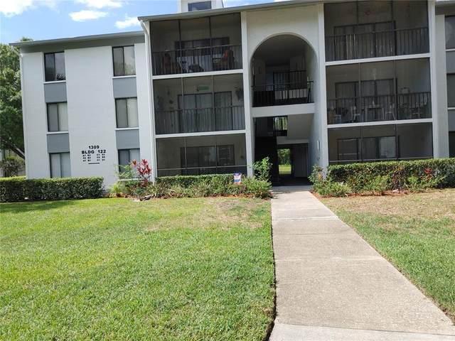1309 Pine Ridge Circle E A1, Tarpon Springs, FL 34688 (MLS #T3312320) :: The Hustle and Heart Group