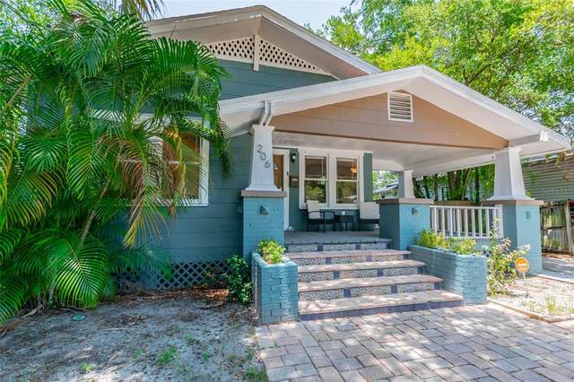206 E Selma Avenue, Tampa, FL 33603 (MLS #T3312331) :: Pepine Realty