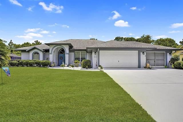 24 Speceberry Circle, Homosassa, FL 34446 (MLS #T3312354) :: Godwin Realty Group