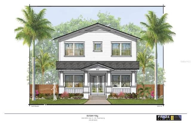 842 N 30TH Avenue N, St Petersburg, FL 33704 (MLS #T3312413) :: Everlane Realty